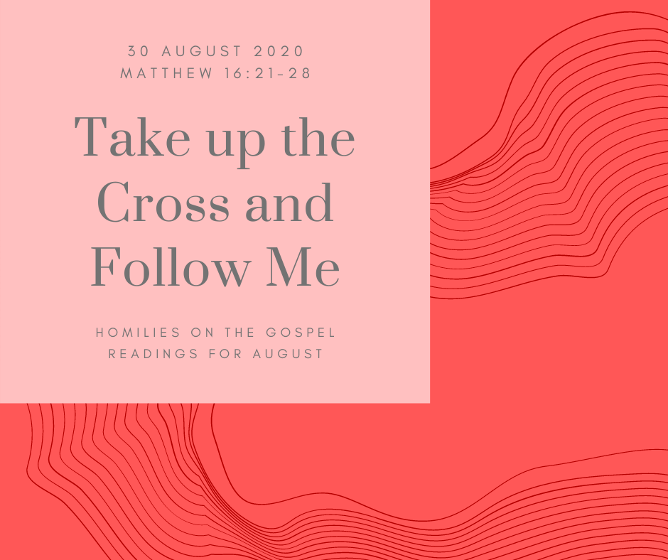 Take Up the Cross and Follow Me