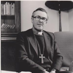 The Right Reverend Simon Burrows