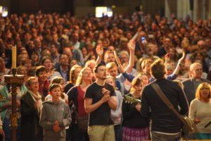 Prayer concert
