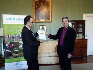 Diocese of Winchester achieves Eco Diocese Award
