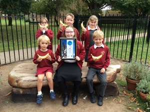 ST Lawrence CofE Primary School is Awarded Fairachiever  Status