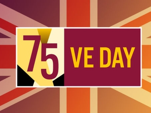 VE DAY 75TH ANNIVERSARY - Winchester Cathedral