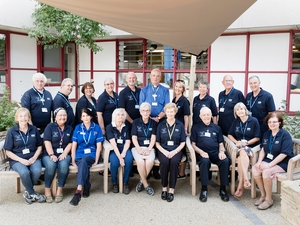 Compassionate Care Award for Royal Bournemouth Hospital volunteers