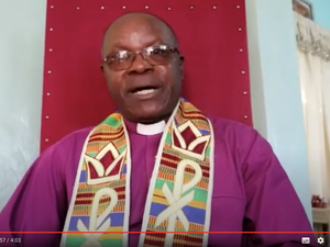 A Message from Archbishop Martin, Anglican Church of Burundi - Makamba Diocese