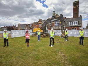 Construction starts on Southampton's first all-through school
