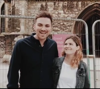 Jon and Hannah Finch