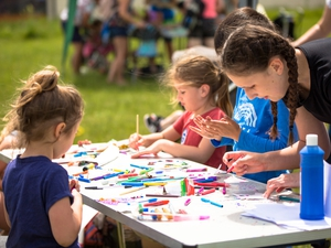 Augusta Park's First Community Event a Hit!