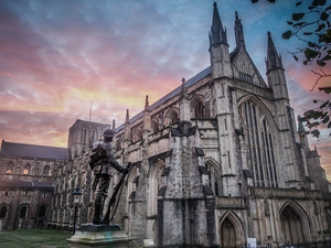 Celebrating the birth of a Nation at Winchester Cathedral