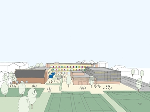 Plans approved to expand St Mark's CE Primary to become Southampton's first All-Through school