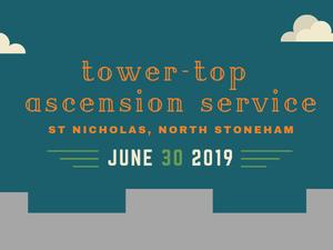 Tower-top Service   North Stoneham
