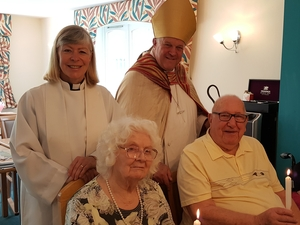 Confirmation at Carehome