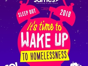 The Society of St James - Big Sleep Out
