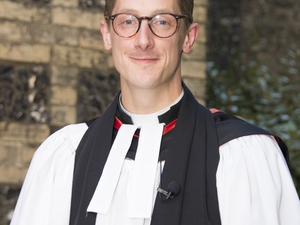 NEW CANON PRECENTOR APPOINTED TO WINCHESTER CATHEDRAL