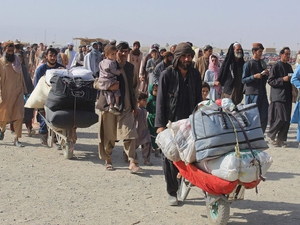 Help for Afghan Refugees