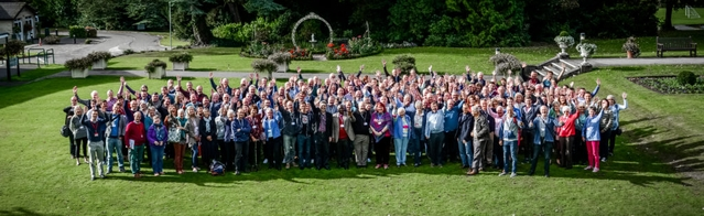 A photograph of a large group of people at the Diocesan Synod Conference 2016