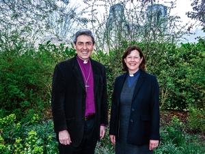 A New Bishop for Southampton