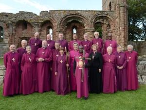 Archbishop of York brings hope to Northumberland